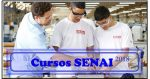 CURSOS GRÁTIS SENAI 2018 INSCRIÇÃO Presencial e EAD