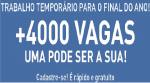 500 vagas de emprego para Natal em lojas com salário de até R$ 3 mil