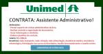 Contrata  Assistente Administrativo. Salário:R$ 2.098,65!