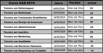 Senac e Pronatec   2019 – Estão abertas as inscrições para os Cursos Técnicos Gratuito EAD. Veja Aqui Como fazer a sua Inscriçao.