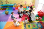 Creche abre 13 vagas para a função de Auxiliar de Sala para Educação Infantil. Não é necessário experiência. Salário: R$ 1.250,00
